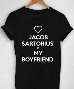Unisex Premium Jacob Sartorius Is My BF T shirt Design Clothfusion