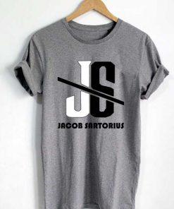 Unisex Premium Jacob Sartorius Logo T shirt Design Clothfusion