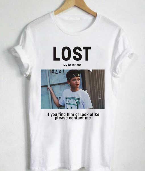 Unisex premium jacob sartorius lost t shirt design clothfusion for T shirt design no minimum