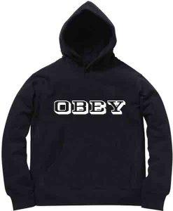 Obey Logo Adult Fashion Hoodie Apparel Clothfusion