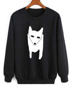 Unisex Crewneck Sweatshirt Pewdiepie Wolf Design Clothfusio