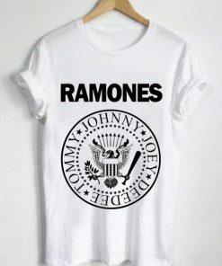 Unisex Premium Ramones Logo Design