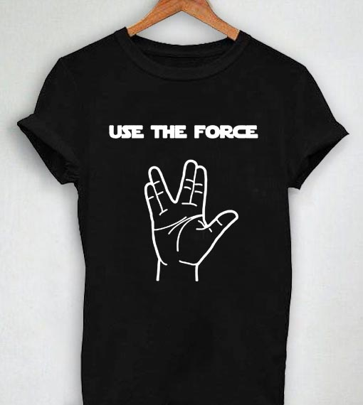 Use the force custom t shirts no minimum for Custom logo t shirts no minimum