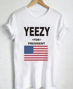 Unisex Premium Yeezy For President Design