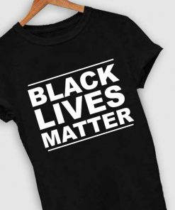Unisex Premium Black Lives Matter T shirt Design Clothfusion