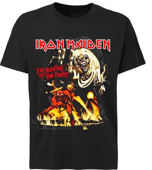 4744551e Unisex Premium Iron Maiden New Logo T shirt Design Clothfusion