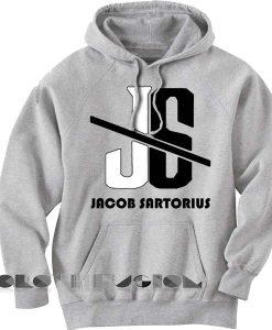Jacob Sartorius Logo Adult Fashion Hoodie Apparel Clothfusion