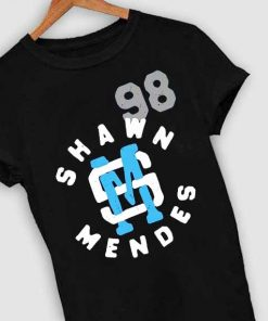 Unisex Premium Shawn Mendes Logo T shirt Design Clothfusion