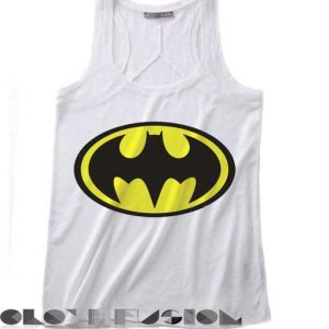 Unisex Men Women Batman Logo Tanktop Tank Top
