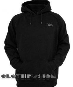 Fake Logo Hoodie Unisex Premium Clothing Design