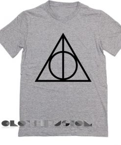 Unisex Premium Harry Potter T Shirt Always Logo Design Clothfusion