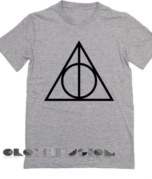 ae6303c8c Unisex Premium Harry Potter T Shirt Always Logo Design Clothfusion