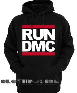 Run Dmc Hoodie Logo Unisex Premium Clothing Design