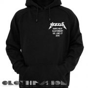 Yeesuz kanye west Glastonbury tour Hoodie Unisex Premium Clothing Design
