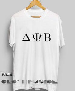 Unisex Premium Delta Psi Beta T shirt Design Clothfusion