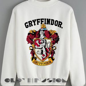 Harry Potter Quotes T Shirts And Sweater Gryffindor Logo