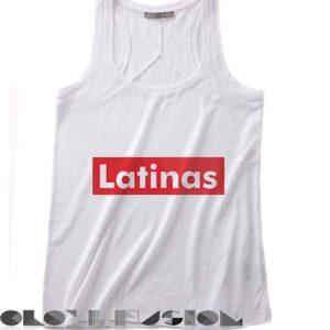 Unisex Men And Women Latinas Tanktop Tank Top