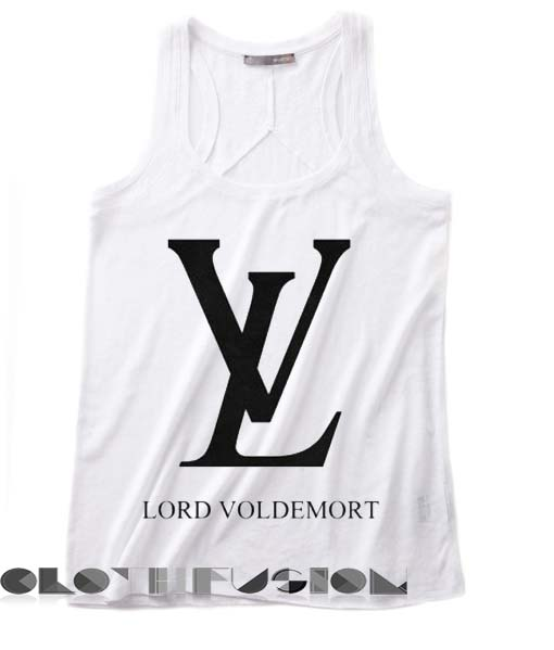 Harry Potter Quotes T Shirts And Tank Top Lord Voldermort Logo