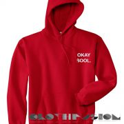 Okay Bool Hoodie Unisex Premium Clothing Design
