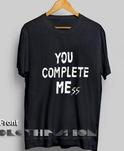 5sos Tee Shirts You Complete Me Unisex Premium Shirt