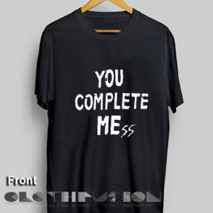5sos Tee Shirts You Complete Me Unisex Premium Shirt