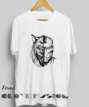 Game of Thrones T Shirt House of Stark Iron Man Unisex Premium