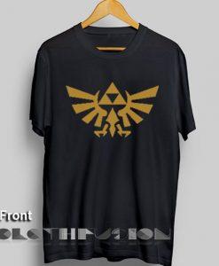 Movie Quote T Shirts Legend of Zelda Logo Unisex Premium Shirt