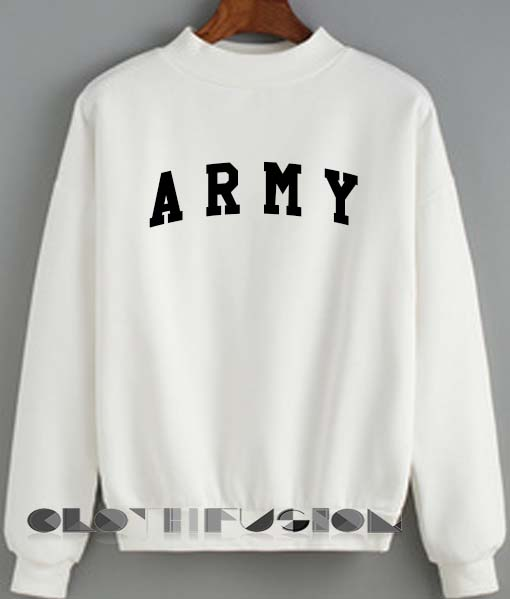 Shirts Army Unisex Crewneck Sweater