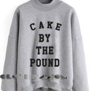Quote Shirts Cake By The Pound Unisex Premium Sweater Clothfusion