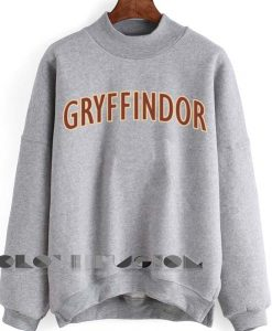 Harry Potter Quotes T Shirts And Sweatshirt Gryffindor Logo Unisex Premium Sweater