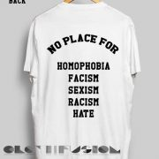 Quote On T Shirt No Place For Unisex Premium Shirt Design