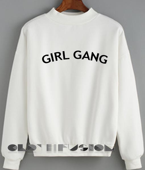 Womens Sweater Sale Girl Gang Outfit Of The Day - OOTD