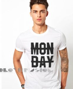 Monday Niall Horan T Shirt – Adult Unisex Size S-3XL