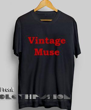 Feminist T Shirt Vintage Muse Women's sale & outlet t-shirts
