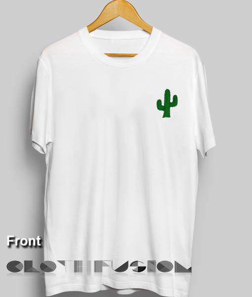 d54413f46 T Shirt Quote Cactus Mini Pocket Men's Women's sale & outlet t-shirts