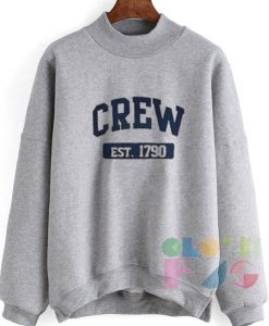 Womens Sweater Sale Crew Est 1790 Outfit Of The Day - OOTD