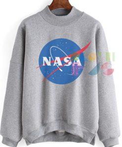 Ugly Style Nasa Logo Sweatshirt – Adult Unisex Size S-3XL