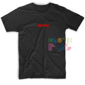 Nightfall Outfit Of The Day – Adult Unisex Size S-3XL