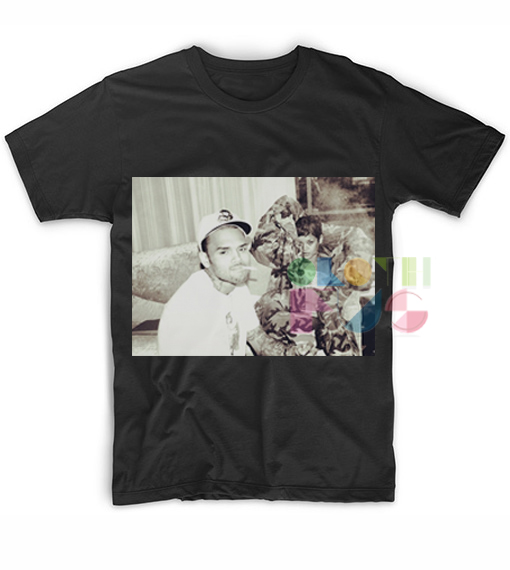 Chris Brown and Rihanna T-shirts