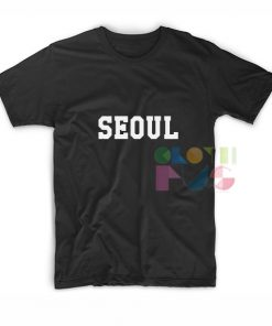 Seoul Apparel Screen Printing – Adult Unisex Size S-3XL