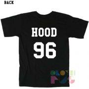 Hood 96 Custom T Shirts No Minimum