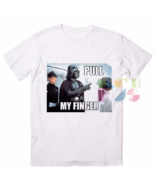 Custom Tractor Pulling T Shirts 2018 : Pull my finger custom t shirts no minimum
