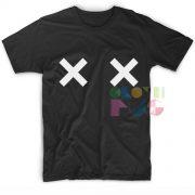 Funny Tee Shirts XX Logo