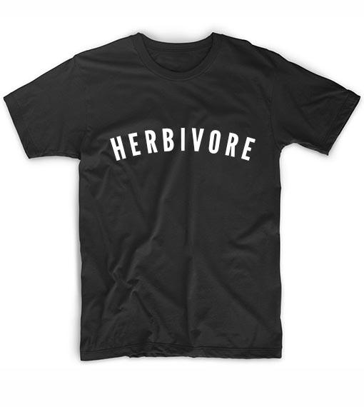 9af1d3a1 Herbivore Tshirts Quote T-Shirt Custom T Shirts No Minimum