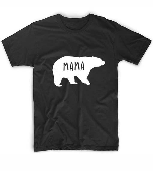 6a5a1de74 Mama Bear Tshirts Hipster T-Shirt Custom T Shirts No Minimum