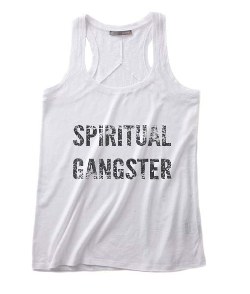 Spiritual Gangster Tank top