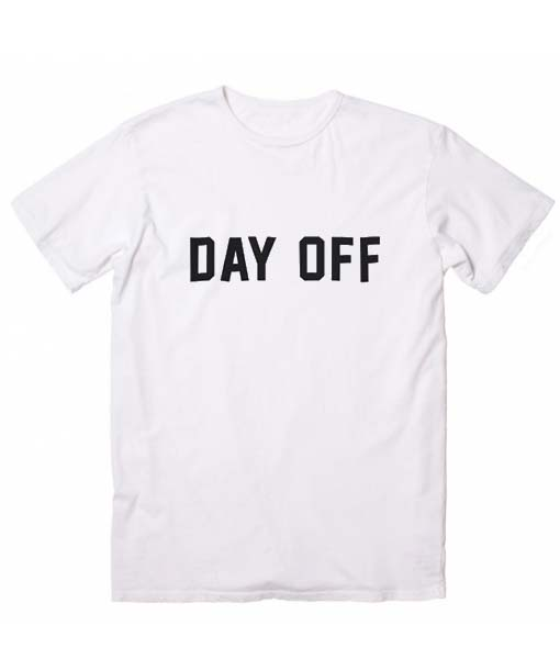 d4732ed38096b Day Off T Shirts