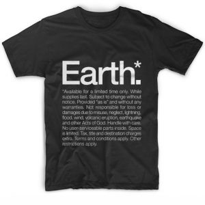 Earth Definition T Shirts