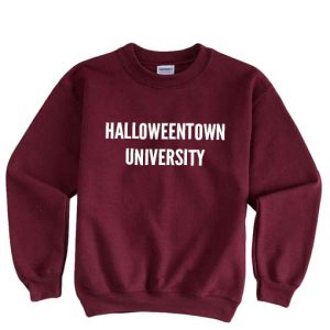 Halloweentown University Sweatshirt – Size S-3XL