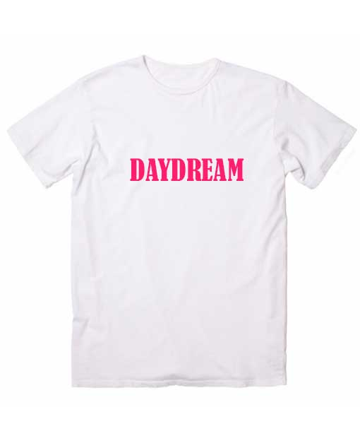 Daydream logo sarcastic t shirts custom t shirts no minimum for Custom logo t shirts no minimum